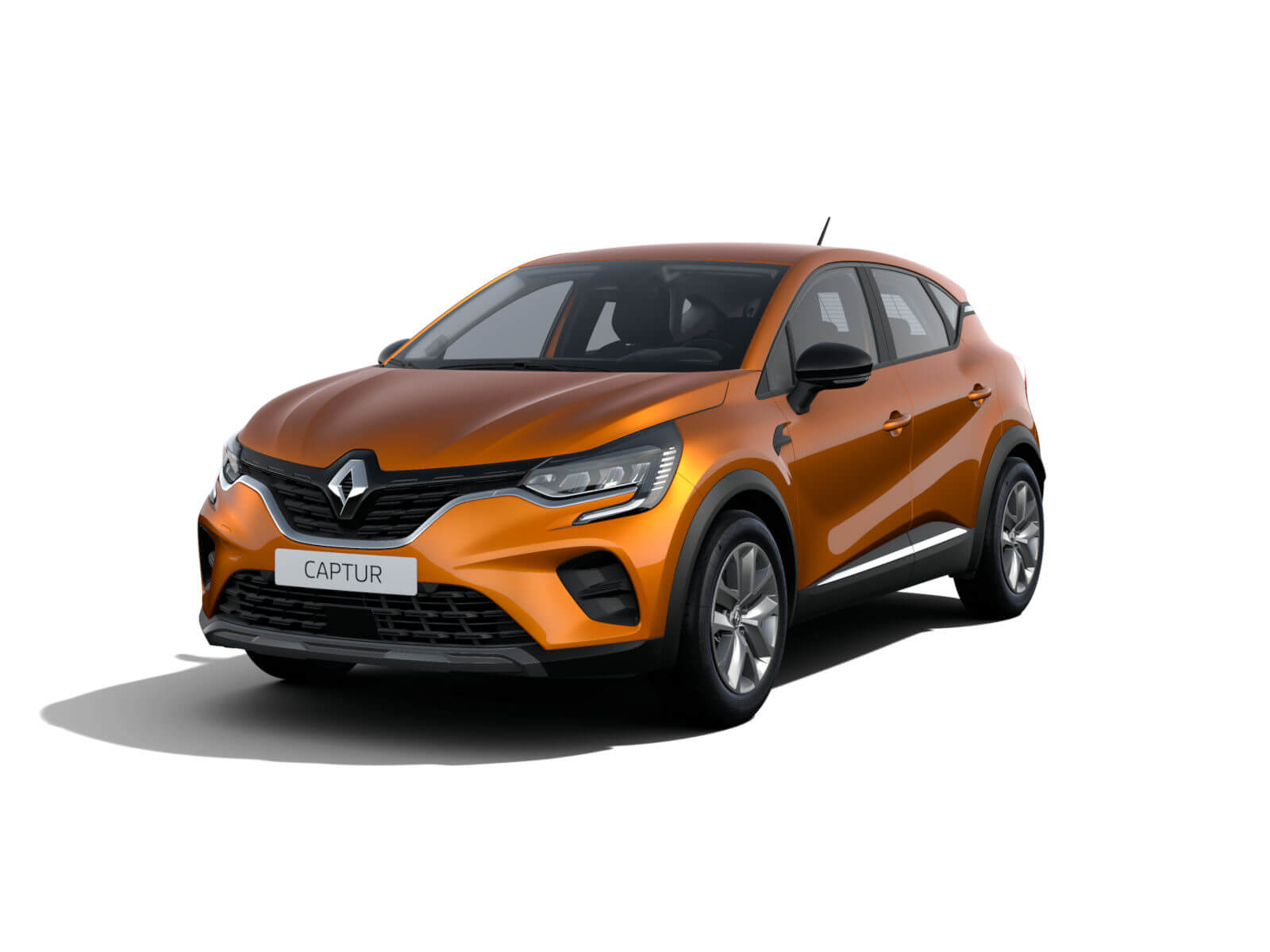 Renault Nouveau Captur – Orange Atacama