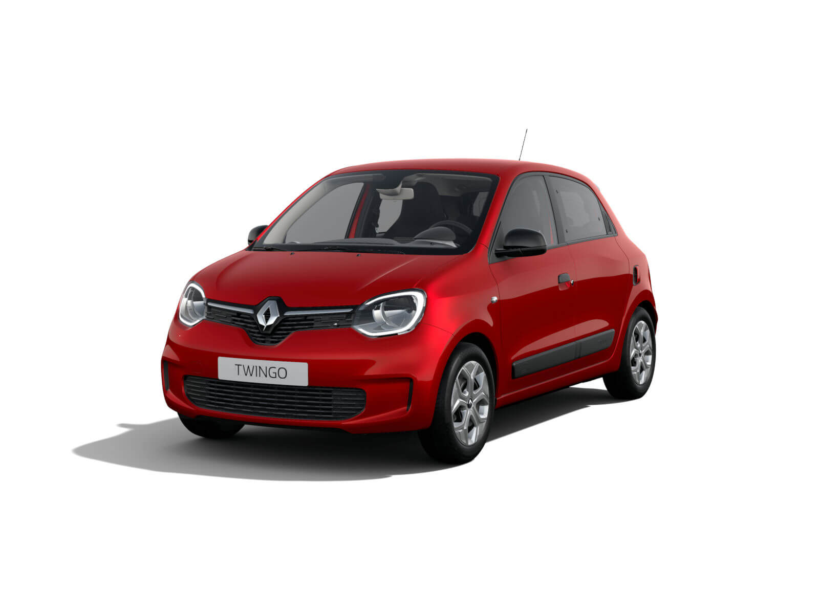 Renault Nouvelle Twingo – Rouge Flamme